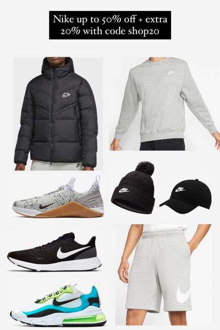 Gift guide for him, gifts for him, gift guide, Nike, sneakers, Black Friday, cyber Monday. #LTKshoecrush #LTKsalealert #liketkit @liketoknow.it http://liketk.it/32sLS #LTKmens