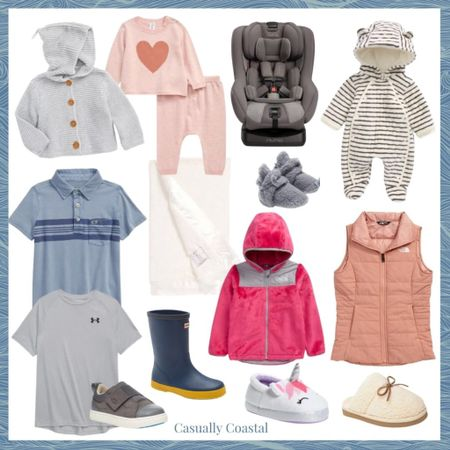 Nordstrom's Anniversary sale is now open to everyone and here are a few of my favorite picks for baby & kids! A full blog post with my top picks for women, home and men can be found on casuallycoastal.com! - nordstrom anniversary sale, nsale, baby clothes, baby clothes sale,  baby girl clothes, baby boy clothes, baby clothing, baby clothing girl, baby clothing boy, baby essentials, baby clothing sale, baby sweaters, baby bunting, cozy baby clothes, baby hooded cardigan, baby cardigan, knit baby sweater, knit baby cardigan, feeding baby, toddler feeding, feeding mat, toddler utensils, toddler girl, toddler boy, baby booties, toddler booties, little giraffe, little giraffe blanket, little giraffe luxe, baby blanket, soft baby blanket, cozy baby blanket, cream baby blanket, stroller blanket, boys polos, vineyard vines polos, boys vineyard vines, kids ugg sneakers, kids hunter boots, boys under armour, unicorn slippers, girls slippers, toddler slippers, girls north face, girls vest, pink girls vest, girls jacket, girls north face jacket, pink girls jacket, girls fleece jacket, girls jacket with hood, car seat on sale, NUNA car seat, convertible car seat    #LTKsalealert #LTKbaby #LTKkids