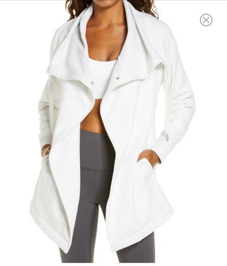 Nsale Wrap jacket   #LTKsalealert