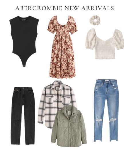 Abercrombie new arrivals, fall outfit