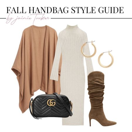 Love layering pieces in the fall. Pair your best sweater dress with a cape and your best over-the -knee boots. | #falloutfit #workoutfit #officeworkwear #workwear #bestsellers #womenscape #womensscarfs #sweaterdress #JaimieTucker  #LTKstyletip #LTKSeasonal #LTKHoliday
