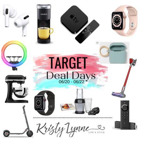 Tech goodies on sale as part of today's daily deals at Target! Check em' out befor San bing em' up!  #LTKSeasonal #LTKsalealert #LTKunder100