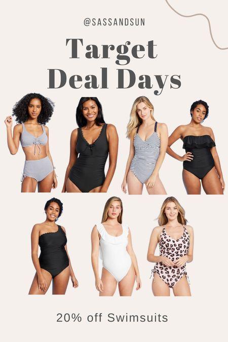 Target Deal Days 20% off Swim  #LTKswim #LTKsalealert #LTKunder50