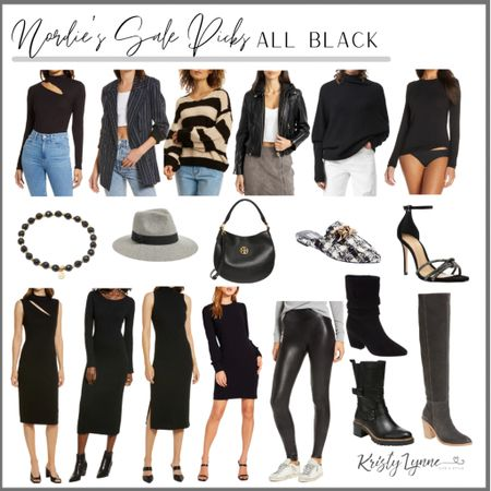 Nordstrom Anniversary Sale - All Black  #LTKunder100 #LTKsalealert #LTKSeasonal