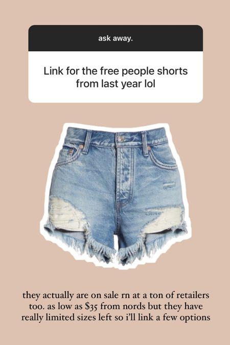 Free people good vibrations shorts http://liketk.it/3hCPc @liketoknow.it #liketkit