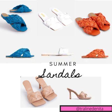 Summer Sandals!!! #bottega #summersandals #summershoes http://liketk.it/3gMLp #LTKunder50 #LTKsalealert #LTKunder100 #liketkit @liketoknow.it Shop your screenshot of this pic with the LIKEtoKNOW.it shopping app
