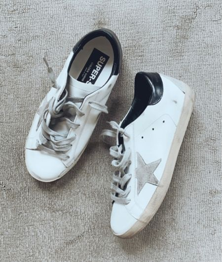 Golden goose, sneakers, finding beauty mom, casual style  Airport style   #LTKstyletip