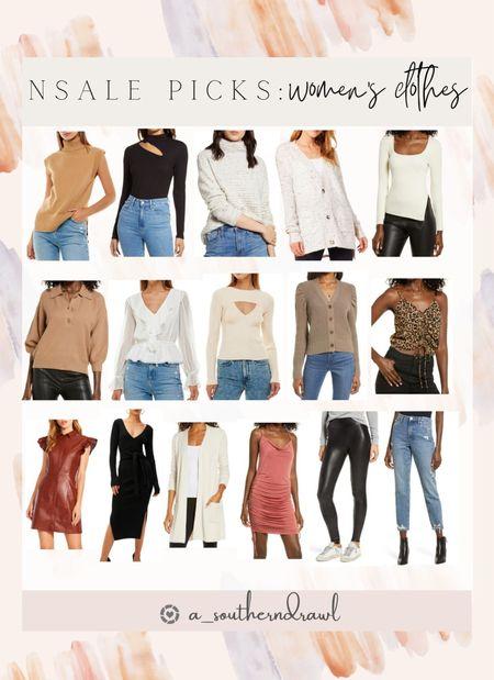 Nordstrom anniversary sale tops and outfits   #LTKsalealert #LTKstyletip