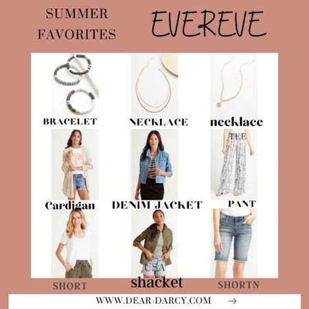 Evereve Summer picks I am loving:)  . I did a try on and shared in stories:) and over on the blog! . You'll wear these pieces for years to come and some transition into Fall Great! . .  Shop my daily looks by following me on the LIKEtoKNOW.it shopping app Download the LIKEtoKNOW.it shopping app to shop this pic via screenshot http://liketk.it/3jUzf #liketkit @liketoknow.it #LTKstyletip #LTKtravel