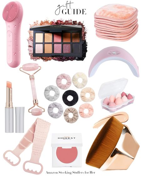 It's not too late! These stocking stuffers for her are still available for Christmas Eve delivery! http://liketk.it/34w24 #liketkit @liketoknow.it #LTKgiftspo #LTKbeauty #LTKunder50 Amazon, Amazon finds, Amazon gifts, Amazon Prime, gifts, stocking stuffers, beauty, skincare, scrunchies, makeup, makeup brushes, kabuki brush, lip balm Shop your screenshot of this pic with the LIKEtoKNOW.it shopping app