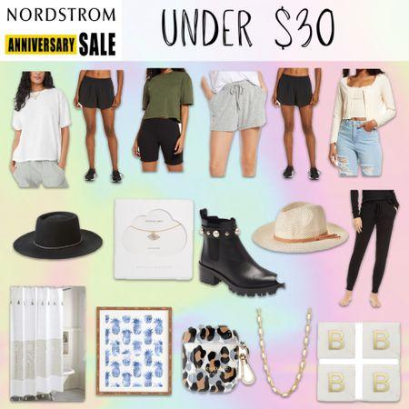 NSale Nordstrom anniversary sale affordable under $30   #LTKunder50 #LTKsalealert #LTKstyletip