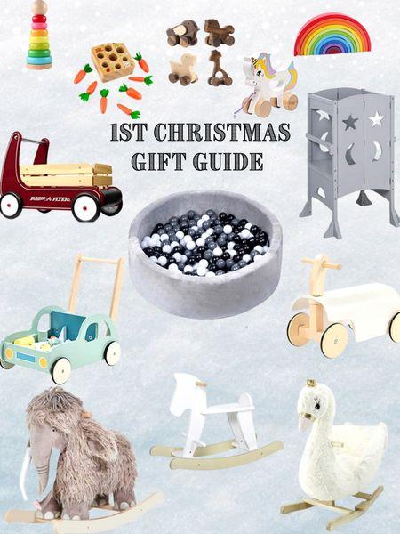 1st Christmas. Baby Gift Guide  #LTKkids #LTKGiftGuide #LTKHoliday
