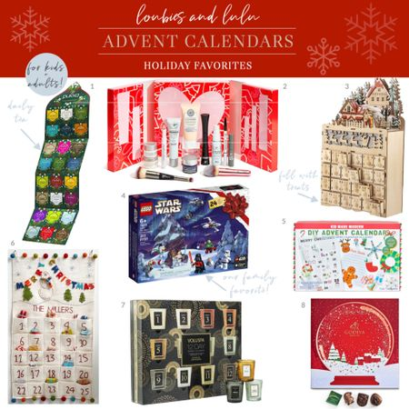 Advent Calendars are a special family tradition!🌲 See today's blog post, for more details!   We started when Marisa was in preschool and continued with Andrew. It gives us something to look forward to daily leading up to Christmas and an intentional time to reflect on serving others and the reason we celebrate!   #adventcalendar #giftguide #holidays   #LTKGiftGuide #LTKHoliday #LTKSeasonal