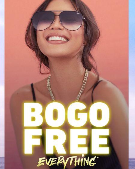 Quay Buy One Get One Free Sale🎉💕   http://liketk.it/3aRmt @liketoknow.it #liketkit