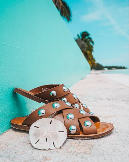 My favorite summer sandals are on major sale! These have been all of Dallas and the Bahamas ans still look fab! I love how they're such a classic, gladiator style with some wow factor. ✨ Would definitely buy again! http://liketk.it/2ClTF #liketkit #LTKunder100 #LTKtravel #LTKshoecrush #LTKsalealert @liketoknow.it