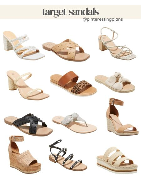 Target sandals 20% off http://liketk.it/3i5yZ #liketkit @liketoknow.it