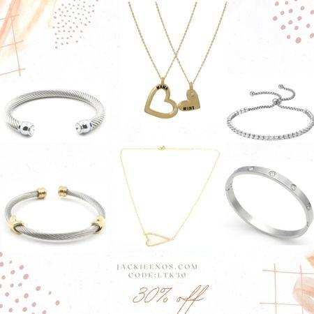 Jewelry sale LTKday 30% off code LTK30 http://liketk.it/3hkkV #liketkit @liketoknow.it #LTKDay #LTKunder50 #LTKworkwear
