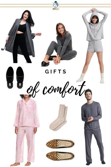 Comfy, cozy items like socks, pajamas and slippers are always popular Christmas gift ideas! This year try taking things up a notch with fabrics like rich silk,  pima cotton, cashmere and shearling. Birdies shearling slippers are favored by Megan Markle and who would love lounging in luxury with cashmere lounge wear and socks? Its been a tough year and I think we deserve it! http://liketk.it/32TTL @liketoknow.it #liketkit #LTKgiftspo #LTKstyletip #LTKhome Screenshot or 'like' this pic to shop the product details from the LIKEtoKNOW.it app, available now from the App Store!
