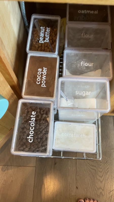 Baking is more fun when everything is organized!   #LTKhome