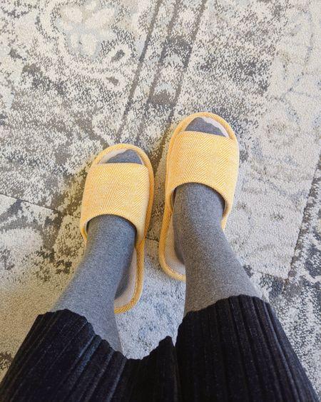 Sweater tights and home slippers for winter lounging http://liketk.it/31RtK @liketoknow.it #liketkit #LTKgiftspo #LTKsalealert #LTKstyletip #LTKunder50 #LTKhome #LTKmens #LTKfamily #LTKshoecrush @liketoknow.it.home @liketoknow.it.family