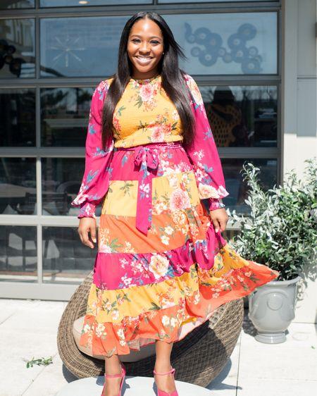 I adore this vibrant and fun Petal & Pup dress. http://liketk.it/3dZIL @liketoknow.it #liketkit