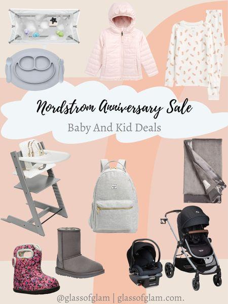 Nordstrom anniversary sale kid and baby picks. http://liketk.it/3jOgp #liketkit @liketoknow.it #nsale #LTKbaby #LTKsalealert