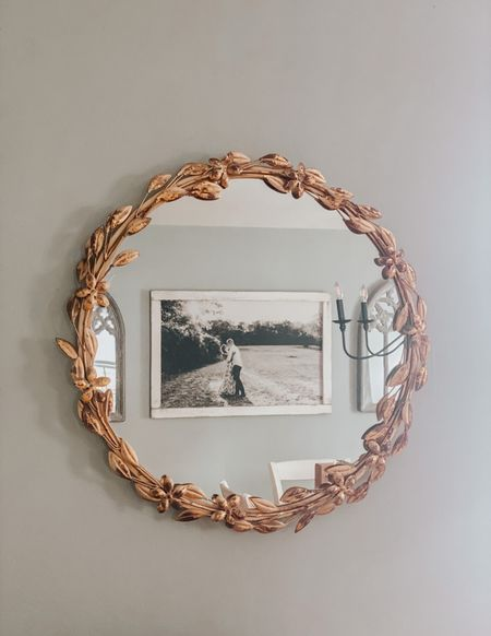 My favorite mirror is restocked!   #LTKunder50 #LTKhome #LTKunder100