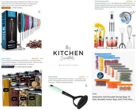 Kitchen essentials #kitchen #home #homecooking   #LTKfamily #LTKunder50 #LTKhome