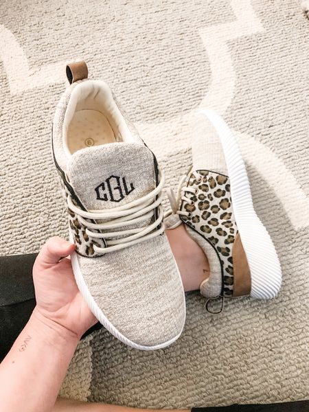 One can never have too much leopard! Snag these comfy AND cute custom sneakers while they're $35 (normally $60!) **Size up!! I normally wear a 7.5 - 8, & I ordered a 9!** http://liketk.it/36rRH #liketkit @liketoknow.it