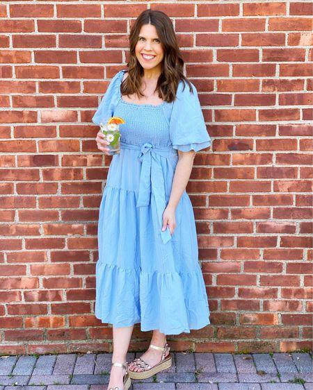 Super cute spring/summer dress! #pinkblush #maternity @liketoknow.it #liketkit http://liketk.it/3cekg