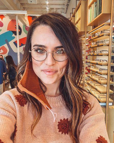 "My new glasses! I got the blue light coating on them to help while I'm on the ol' screens.   Duncan in ""Oak Barrel w Riesling"" Shea in ""Burnt Lemon Tortoise""   http://liketk.it/3b6KW #liketkit @liketoknow.it"