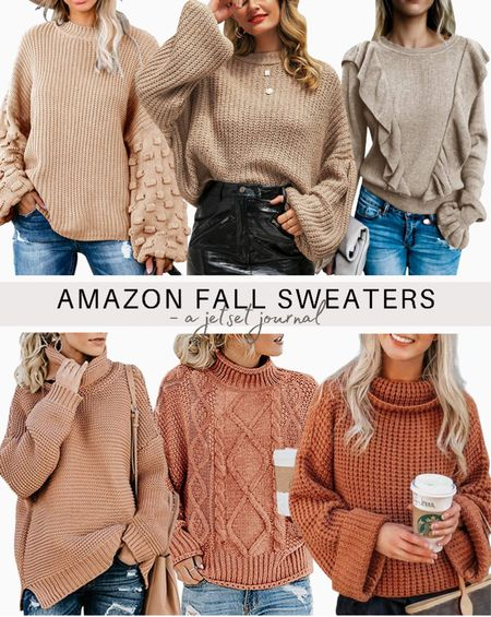 Amazon sweater  #amazonsweater #amazonsweaters #amazonfallfashion #amazonfall #fallfashion #amazonfalloutfits #amazonfashion #amazonfinds  Follow my shop on the @shop.LTK app to shop this post and get my exclusive app-only content!  #LTKunder50 #LTKunder100 #LTKSeasonal