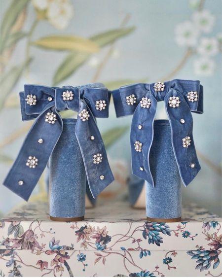 Statement shoes, fall shoes, blue shoes, wedding shoes,   #LTKstyletip #LTKshoecrush #LTKwedding