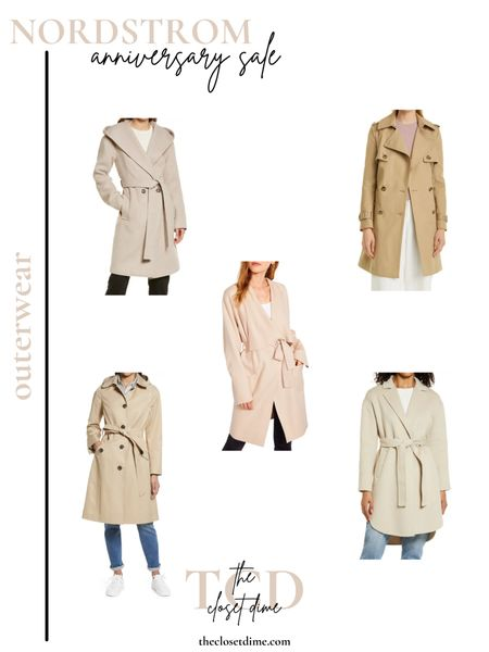 Nordstrom Anniversary Sale Picks! My favorite outerwear pieces are on major sale these next 3 weeks and they're SUCH a good steal!  Trench coats, jackets, wraps, sweaters and more! 🤍 @liketoknow.it #liketkit #LTKunder100 #LTKworkwear #LTKsalealert http://liketk.it/3jtpP
