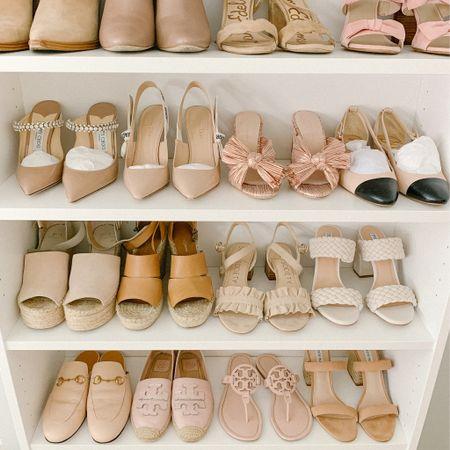 Spring shoes on sale! My favorite sandals, wedges, and espadrilles http://liketk.it/2MrCR #liketkit @liketoknow.it #LTKshoecrush #LTKsalealert #shoeorganization #closetorganization