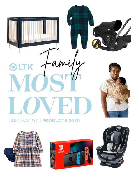 Ltk most loved 2020: family products    #LTKbaby #LTKfamily #LTKkids http://liketk.it/33jfv #liketkit @liketoknow.it @liketoknow.it.family