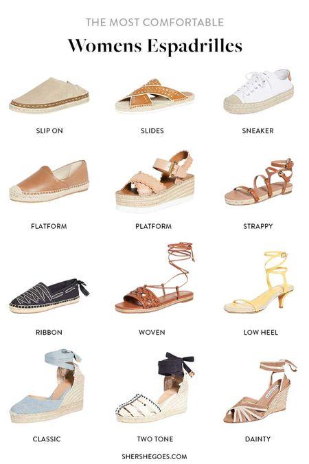 espadrilles, summer shoes, summer style, summer espadrilles, summer sandal, flat shoes, summer looks, summer outfit, amazon finds, amazon shoes, amazon fashion, affordable summer sandals, strappy sandals,   #LTKunder100 #LTKshoecrush #LTKunder50