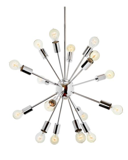 We are so excited about this new Sputnik light fixture for my husband's music room/office.  This light is going give the space a modern funky vibe! You cannot beat this price and selection of amazing light bulbs! I had a hard time choosing!    http://liketk.it/37CkP   @liketoknow.it #liketkit @liketoknow.it.home #LTKhome