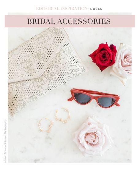 Modern rose vibes  #LTKwedding #LTKstyletip #LTKitbag