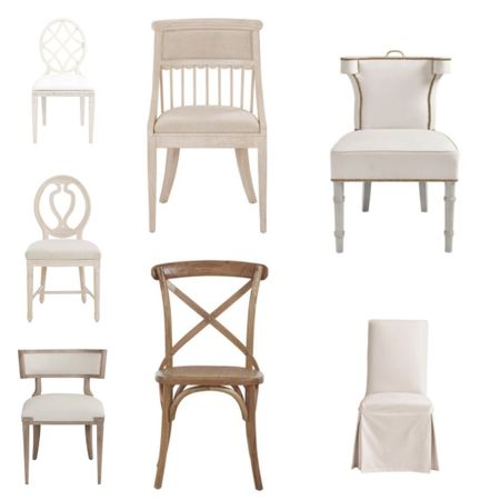Check out these elegant dining chairs—-up to 20% off   #LTKhome #LTKsalealert #LTKSeasonal
