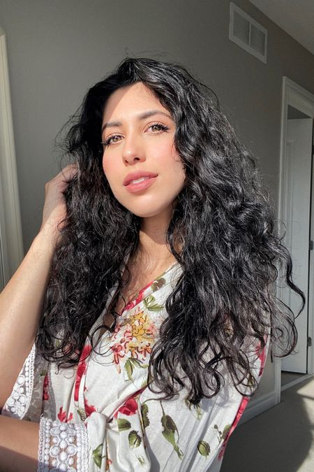 After just one use I fell in love with these curly hair products! They make my natural hair look so good!! 😍  http://liketk.it/2KOqi #liketkit @liketoknow.it  #naturalcurlyhair #curlyhair #curlyhairproducts #curlyhaircare #haircare