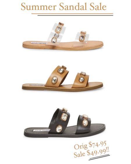 Favorite summer sandals on sale under $50!!!! #liketkit @liketoknow.it http://liketk.it/3k1hf #LTKunder50 #LTKshoecrush #LTKsalealert