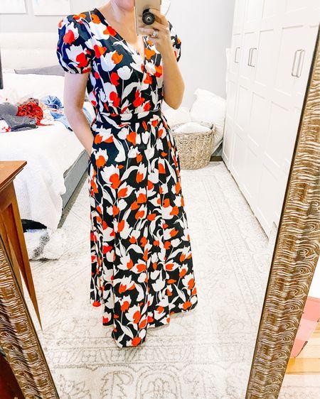 Spring dress try on http://liketk.it/2KuBB #liketkit @liketoknow.it #LTKsalealert #LTKspring #LTKstyletip