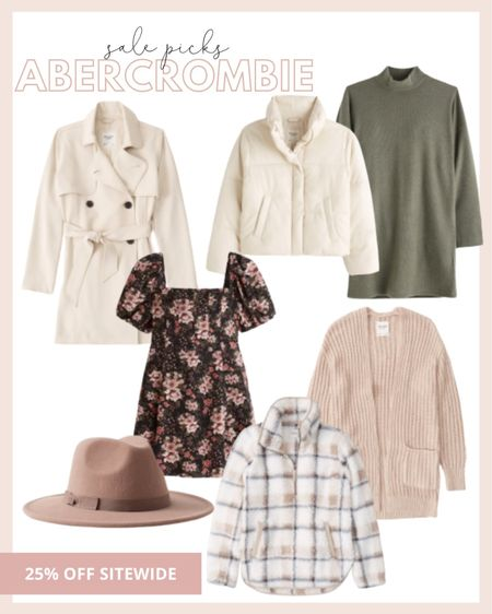 Rounding up my most recent favorite from Abercrombie, all on sale this weekend!   #LTKunder100 #LTKSale #LTKDay