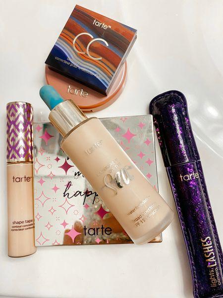 Tarte Cosmetics Sale! Favorite beauty finds! Mascara. Concealer. Foundation   #LTKbeauty