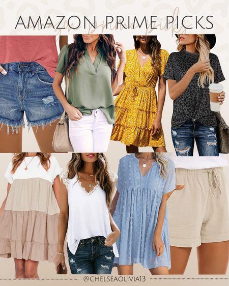 Amazon Prime Picks - Fashion Deals You Won't Want To Miss For Prime Day 🛍  #amazonfashion #affordablefashion #amazonprimeday #amazonfinds #primedaydeals #primedayfashion  #LTKstyletip #LTKsalealert #LTKunder50
