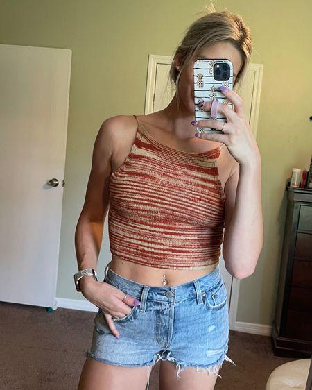Tts  @liketoknow.it.home @liketoknow.it.family #LTKtravel #LTKunder50 #LTKstyletip @liketoknow.it #liketkit http://liketk.it/3jIiM        Amazon fashion  Amazon finds  Levi's Denim shorts Summer trends