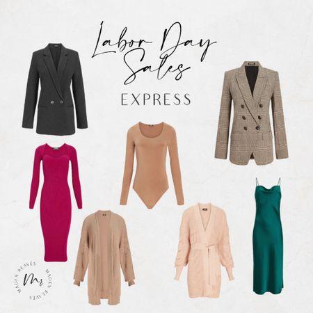 Express Labor Day Sale-40% Off Everything   #LTKunder100 #LTKSeasonal #LTKsalealert