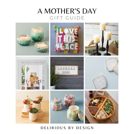 A Mother's Day Gift Guide   #LTKhome #LTKfamily #LTKunder50