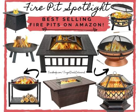 S'mores and fire pits are perfect for spring and summer and even fall! Get that porch, patio and outdoor living space ready for bonfire date nights this summer! Whether your camping or it's in your backyard enjoy a night warm by the fire!    Screenshot this pic to get shoppable product details with the LIKEtoKNOW.it shopping app and make sure you follow FrugalDealsDelivered for more ideas and inspiration! http://liketk.it/3ark3 #liketkit @liketoknow.it #LTKfamily #LTKhome #StayHomeWithLTK @liketoknow.it.home